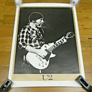 U2 360 Live Set Of 4 Lithos 181 Of 500 With Coaand039s Size Of Each Is 27x38