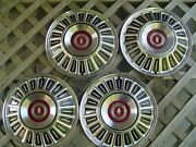 1967 68 69 70 71 72 Ford Galaxie Ltd Pickup Truck Hubcaps Wheel Covers Antique