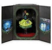 Disney Premiere Series Tiana Designer Doll Limited Edition 4000 Princess And Frog