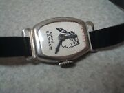 Vintage 1950's Davy Crockett Character Toy Watch