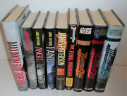 All 9 Books From The Maximum Ride Series By James Patterson Hardcovers