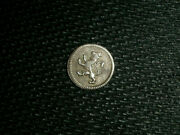 1796 Spanish Silver Coin 1/4 Reales Saint Augustine Florida
