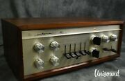 Luxman Cl-35 Ll Stereo Control Amplifier [tube] In Very Good Condition