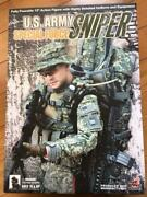 hot Toys U.s. Army Sniper Special Force Military 12and039and039 And Terrorist Action Figure