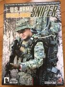 hot Toys U.s. Army Sniper Special Force Military 12'' And Terrorist Action Figure