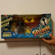 mcfarlane Spawn Iii Series 7 Special Edition Ultra-action Figure Japan Shipped