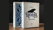 Ravn Iiii Blue Playing Cards Designed By Stockholm17