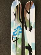 New G3 Andrdquodistrictandrdquo Skis 112mm Wide 179cm Nos All Mountain Wood Core Fat Powder