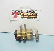 Weaver 3 Stage Dry Sump Oil Pump With 36 Tooth Gilmer Pulley Nhra Jr11