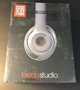 Beats By Dr Dre Studio 2 Wired Over-ear Headphone [ Metallic Sky Blue ] New