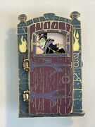Disney Auctions Hinged Door Maleficent And Diablo Pin Le 100 A3