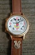 Vintage Lorus Mickey Mouse Musical Unisex Watch - Plays 2 Songs