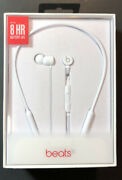 Beats By Dr Dre Beatsx Wireless Earphone W/ Carrying Case [ White Edition ] New
