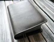 Bible Leather Cover Jw Nwt Brown Men Women Baptism Gift Jehovah's Witness