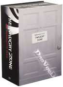 The Twilight Zone Complete Series New Blu-ray 30-disc Box Set Rod Serling