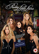 Pretty Little Liars - Complete Series 1-7 New Pal 37-dvd Boxset Norman Buckley