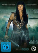 Xena Warrior Princess - Complete Series New Pal 37-dvd Box Set Lucy Lawless