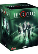 The X-files - Complete Series New Pal 65-dvd Box Set Gillian Anderson