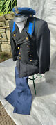 Polish Old Pre War Police Uniform With Trousers And Hat- Very Rare - Bargain