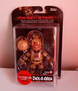 Rare Funko Five Nights @ Freddyand039s Jack O Chica 5 Action Figure Fnaf New