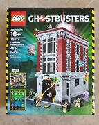 Lego Ghostbusters Firehouse Headquarters 75827 - Brand New In Sealed Box