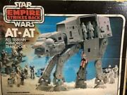 Kenner Star Wars 1981 Empire Strikes Back At-at Terrain Armored Transport Figure