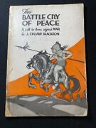 The Battle Cry Of Peace A Call To Arms Against War J Stuart Blackton Silent Film