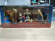 Mattel Disney Toy Story 2 Woodyand039s Roundup Collection Action Figure Set In A Box