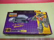 Vintage Takara Transformer Scout Bolter D-66 Action Figure Made In Japan W/ Box