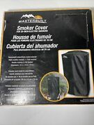 Masterbuilt - Smoker Cover For 30-inch Electric Smokers Weather/fade Resistant