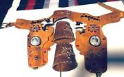 Buy Now..cowboy Children's Western 2 Gun And Holster Set ..leather...