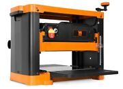Pl1252 15-amp 12.5-inch Two-blade Benchtop Thickness Planer