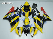 Fairing Abs Injection Plastics Set Fit For 2006 2007 Yzf R6 Yellow Black Red Wd2