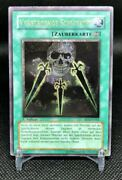 Yu-gi-oh Card Swords Of Concealing Light 1st German Ver. Ultimate Rare [mint]