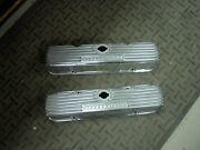 Nos Offy Offenhauser Buick Jeep 62-76 Late 78 79 V6 Hot Rod Valve Covers