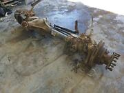 2011-2012 Ford F350sd Pickup Front Axle Assembly Chassis Cab Drw 4.30 Ratio