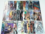 Witchblade 1-105 Complete Run+variants+special 1/2 Lot Of 1271995, Image