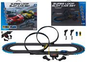 Super Loop Slot Car Set Ages 6+ Toy Race Track Play Fight Game Gift Control Fast