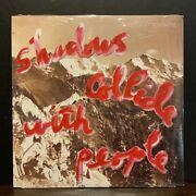 John Frusciante - Shadows Collide With People - Vinyl 2 Lp Record Sealed Rare