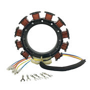 For Mercury Outboard Stator 174-8778k1 398-8778a1 2-4cyl 9amp 1987-1996 40-125hp