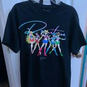 Not Released In Japan Primitive Sailor Moon Collaboration T-shirt。Ⅿ