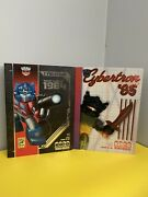 Sdcc Hasbro Exclusive Kre-o Transformers Cybertron Kreon Class Of 1984 And 1985