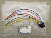 00-02 Chevy Suburban Heater Climate Fan Speed Control Connector Wire Harness New