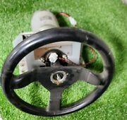 Initial D3 Arcade Driver Game Steering Wheel And Force Feedback Motor