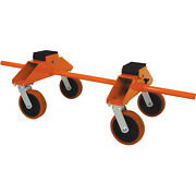 Prolific Mighty Auto Parts Mover Vehicle Car Dolly Rp659 - With 4,200lb Capacity