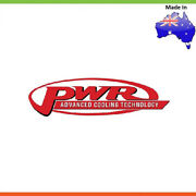 New Pwr 68mm Intercooler Kit With Piping For Mitsubishi Lancer Evo10 -2008