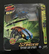 Air Hogs Havoc Stinger Rc Ir Helicopter Ages 8+ Toy Radio Remote Control Plane