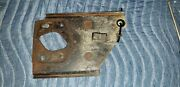 1969 Dodge Coronet Brake Cylinder Firewall Plate Charger Non Power Manual B-body