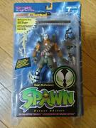 todd Toys Todd Mcfarlene's Spawn Deluxe Edition Ultra-action Figure