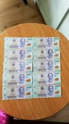 5000000 Vnd Five Million Vietnamese Dong 10 X 500000 Notes Excellent Condition